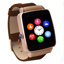 HEIßE Bluetooth Smart Uhr X6 Smartwatch sport uhr Für Apple iPhone Android-Handy Mit Kamera Unterstützung Sim-karte damen uhren