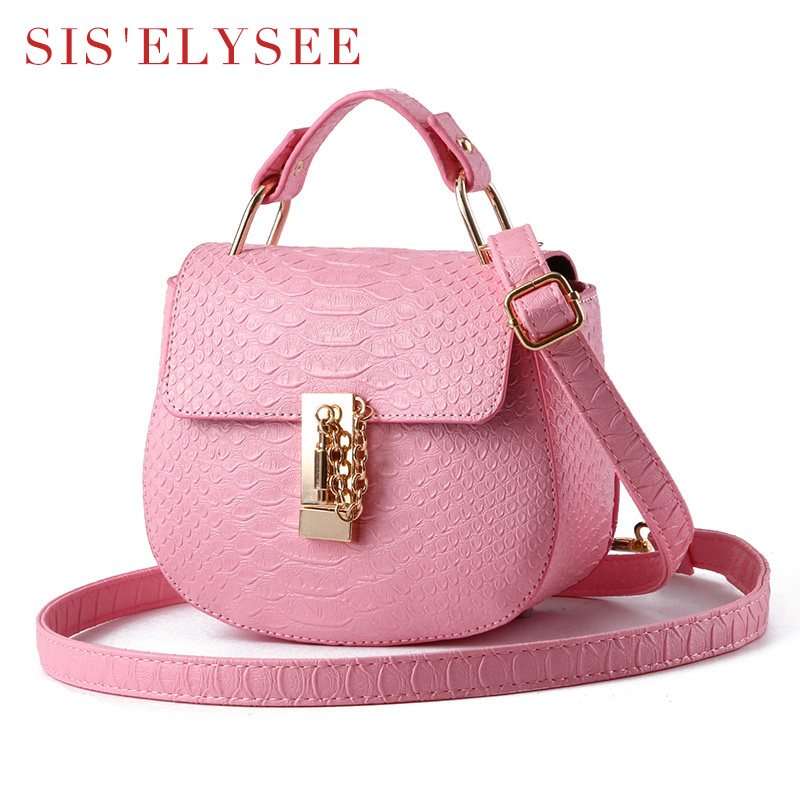 Fashion Ladies Shoulder Bags PU Leather Women Purses And Handbags Small  Handbags Hot Sale Evening Clutch Mini Crossbody Bags-in Crossbody Bags from  Luggage ... 159bd303a