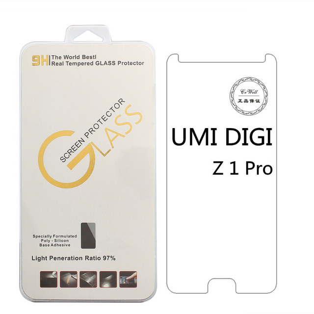 For Umi Touch/Rome /Super/London/ Plus/ Z/ Z1 Pro/ Emax /digi G/ Iron/ Hammer/ diamond X 9H 2.5D Tempered glass Protective Film