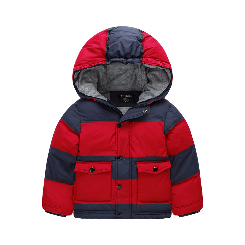 100-140cm 2017 New Waterproof Windproof Baby Girls Jackets Child Coat Children Outerwear Warm Polar Fleece For Winter Autumn