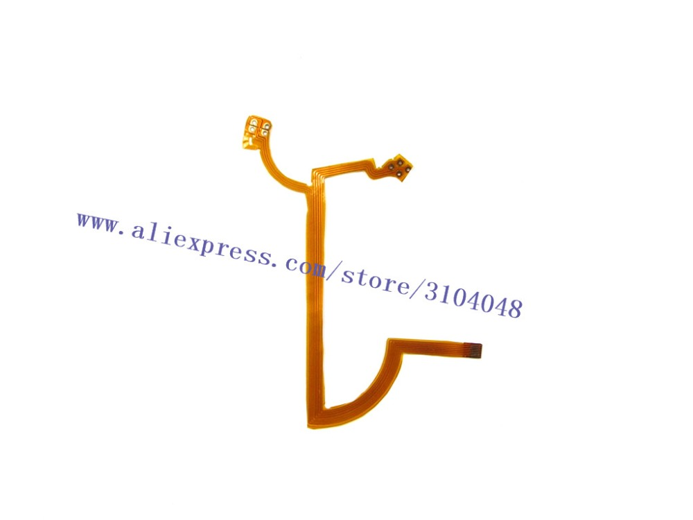 NEW Lens Aperture Flex Cable For Tamron 18-200mm F/3.5-6.3 28-200mm 18-200 Mm 28-200 Mm Repair Part (For Nikon Connector)