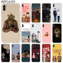 end fing fxxxing world art Case for iphone