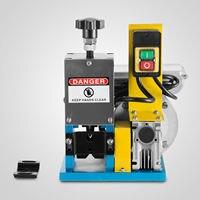 Kabel Abisolieren Maschine 1 5 25mm Automatische Elektrische Abisolieren Maschine 1 Kanal Tragbare Abisolierzange Maschine Werkzeug-in Holzfräsemaschinen aus Werkzeug bei