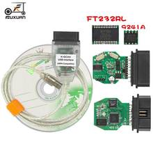 For BMW - INPA/Ediabas - K+DCAN INPA With FT232RL Chip INPA K DCAN USB Interface Full Diagnostic For BMW From 1998 To 2008