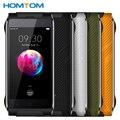 Original homtom ht20 pro ip68 impermeable teléfono celular ram 3 gb ROM 32 GB MTK6753 Octa Core 4.7 pulgadas 13.0MP Cámara 3500 mAh Smartphone