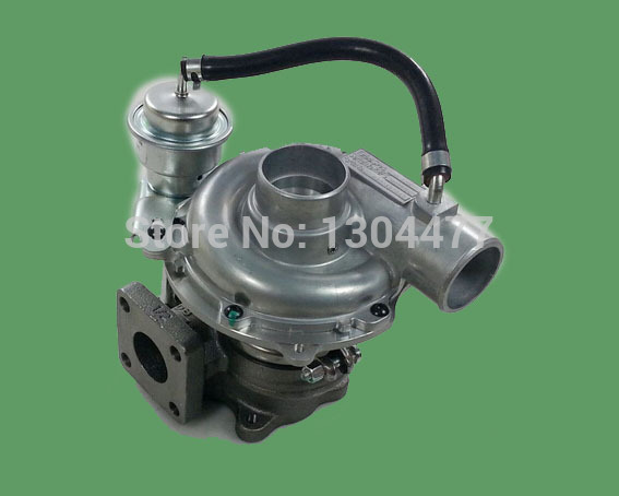 US $135 05 27% OFF|RHF5 turbo 8971397243 8971397242 VB420014 turbocharger  for ISUZU Rodeo Trooper OPEL Astra 2 8 L TD 100HP 98 4JB1 4JB1T 4JB1TC-in