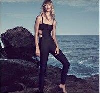 2019 new arrival Newest Fashion Brand Sexy HL Bandage Jumpsuit Women Bodysuit
