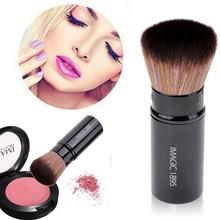 1PC Powder Blush Brush Profession Retractable Makeup Tool Fo