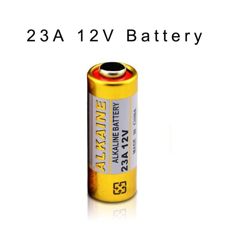 5pcs/Lot 23A12V Battery Small Battery 23A 12V 21/23 A23 E23A MN21 MS21 V23GA L1028 Alkaline Dry Battery