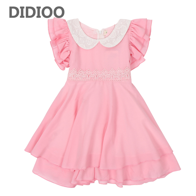 9e9e98c93c7f Children Dresses for Girls Summer Dress for Princess Clothes Infant ...
