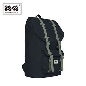 Image 2 - 8848 marka męski plecak turystyczny wodoodporne plecaki 20.6 L o dużej pojemności odporny komputer pośrednia poliester 111 006 008