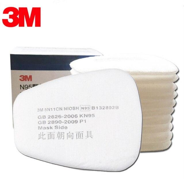 3 m 5N11 filtro respirador pintura pulverización cara trabajo máscara de  Gas reemplazo montaje para m 2db2d66835