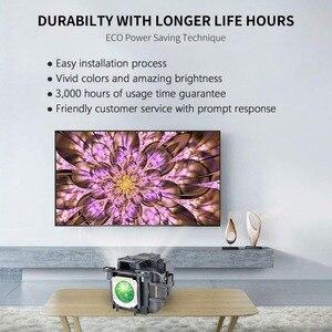 Image 4 - ELPLP78 / V13H010L78 için yedek projektör lambası Epson PowerLite HC 2000 / HC 2030 / PowerLite HC 725HD/ HC 730HD mutlu BATE