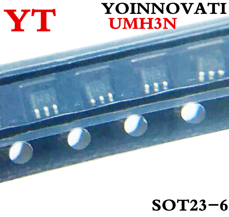 10pcs/lot UMH3N  SOT363 IC Best Quality