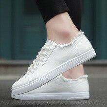 MFU22 2018 летние новые студенческие туфли Одноцветный холщовый маленькие белые туфли S1T-01-S1T-05