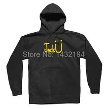 Jack U Mens & Womens Einzigartiges Design Hoodies Sweatshirts