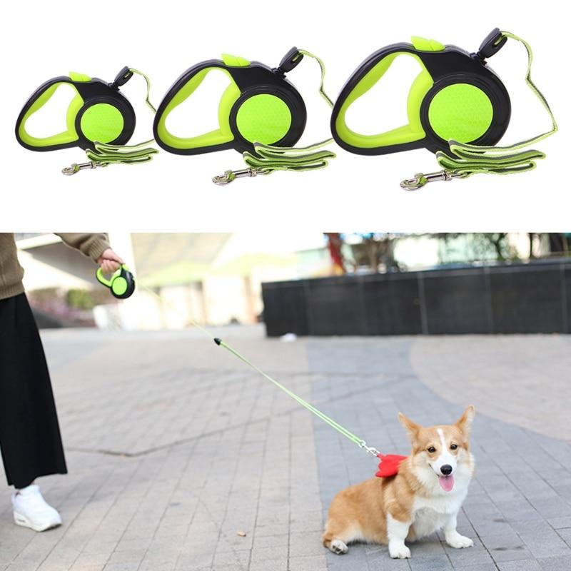 Let' s Pet 3M 5M 8M Retractable <font><b>Dog</b></font> Leash Extending Puppy Walking Leads For Pet <font><b>god</b></font>