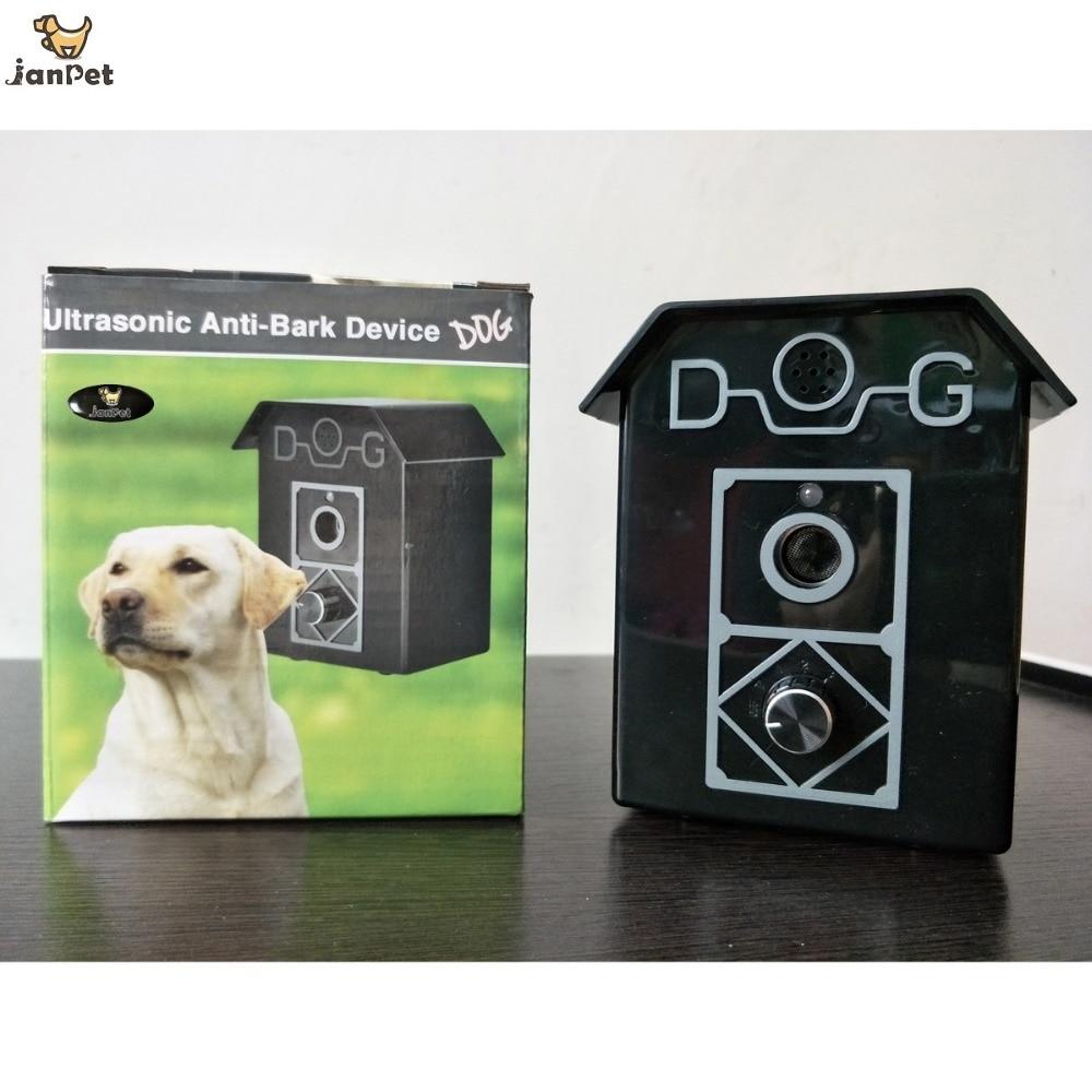 Janpet Ultrasonic Dog Repeller Waterproof Anti Bark Device