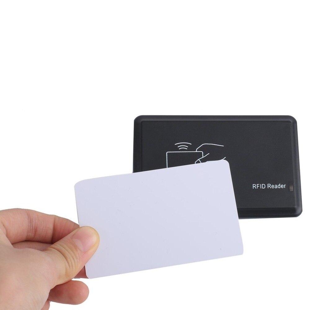 USB 125 кГц RFID EM4305 T5567 кард-ридер программатор горелка + 5 ID ключ пряжки + 5 ID карт