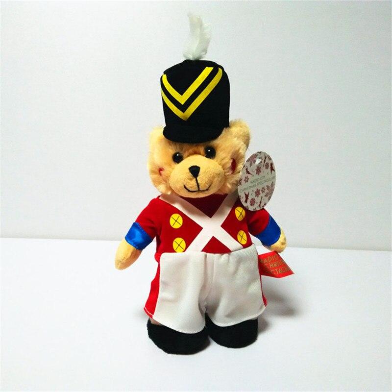 Bereidwillig Royal Guard Teddybeer Pluche Speelgoed Speciale Luxe Soldaat Beer Poppen Brinquedos Baby Kids Vrienden Gift 25 Cm