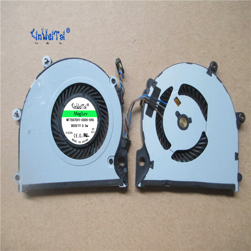 New and Original CPU fan for HP Delta KDB0605HCA02 6033B0038101 766618-001  CPU cooling fan the original delta 6056 double motor 6cm high speed turbo fan violence 12v 1 92a gfc0612ds cooling fan free shipping