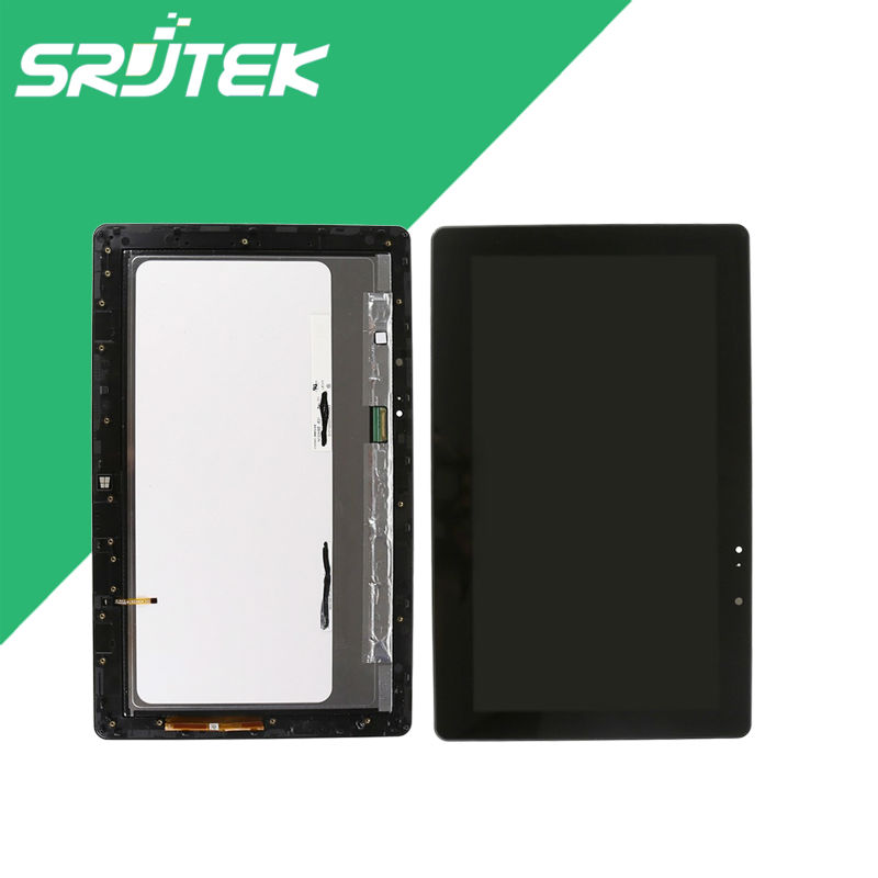 ФОТО For Asus Transformer Book TX300 TX300CA LCD Display Panel Screen + Digitizer  Sensor Touch Screen Glass Assembly with Frame