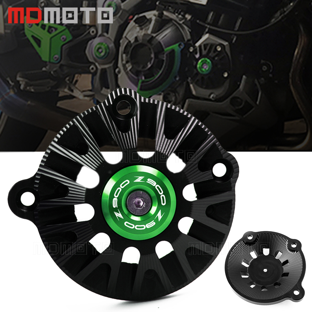 CNC Aluminum motorcycles Engine Guard Cover For Kawasaki Z900 Engine Guard Case Saver Cover Engine Stator Case Engine Protective aluminum water cool flange fits 26 29cc qj zenoah rcmk cy gas engine for rc boat