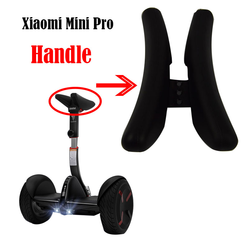 soft handle for xiaomi Mini Pro hoverboard hand shank for xiaomi mini Pro hoverboard xiaomi balance scooter repair spare parts-in Scooter Parts & Accessories from Sports & Entertainment
