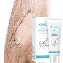 efero Depilatory Cream Body Painless Effective Hair Removal Cream for Men Women Wax