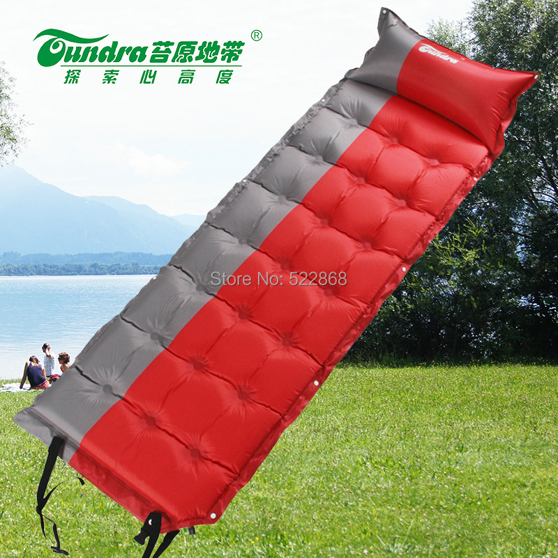 ФОТО Tundra single automatic utdoor upset widening  waterproof inflatable cushion