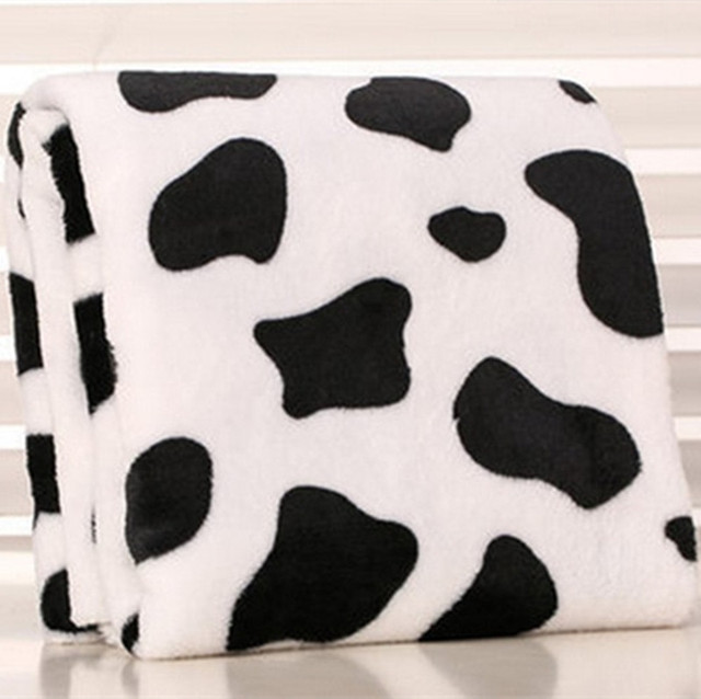 2137f47ecaf Demi mètre deux face léopard coton flanelle tissu