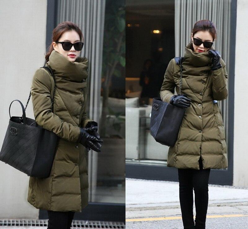 247d54edb parkas for women winter 2015 New winter coat women elegant plus size ...
