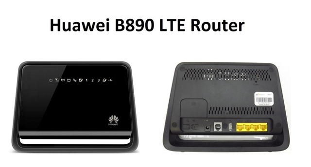 IN STOCK Unlocked Huawei B890-66 4G LTE Smart Hub Wireless WiFi Router 100 Mbps New 4G LTE 700/1700/2100/1900/2600MHz