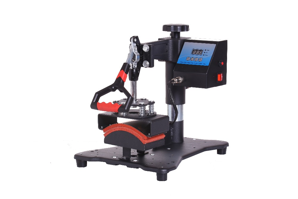 9 In 1 Warmte Persmachine, Sublimatie Printer/Warmteoverdracht Machine, warmte Pers Voor Mok/Cap/t shirt/Telefoon case etc, nieuwe ontwerp - 3