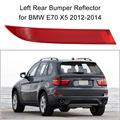 Left Rear Bumper Red Lens Reflector Fog Warn Light 63147240997 for BMW E70 X5 2012-2014