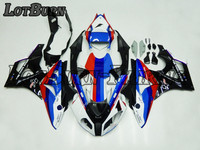 Custom Made Motorcycle Fairing Kit Fit For BMW S1000RR S 1000 R 2009 2014 09 14 ABS Fairings fairing kit Injection Molding
