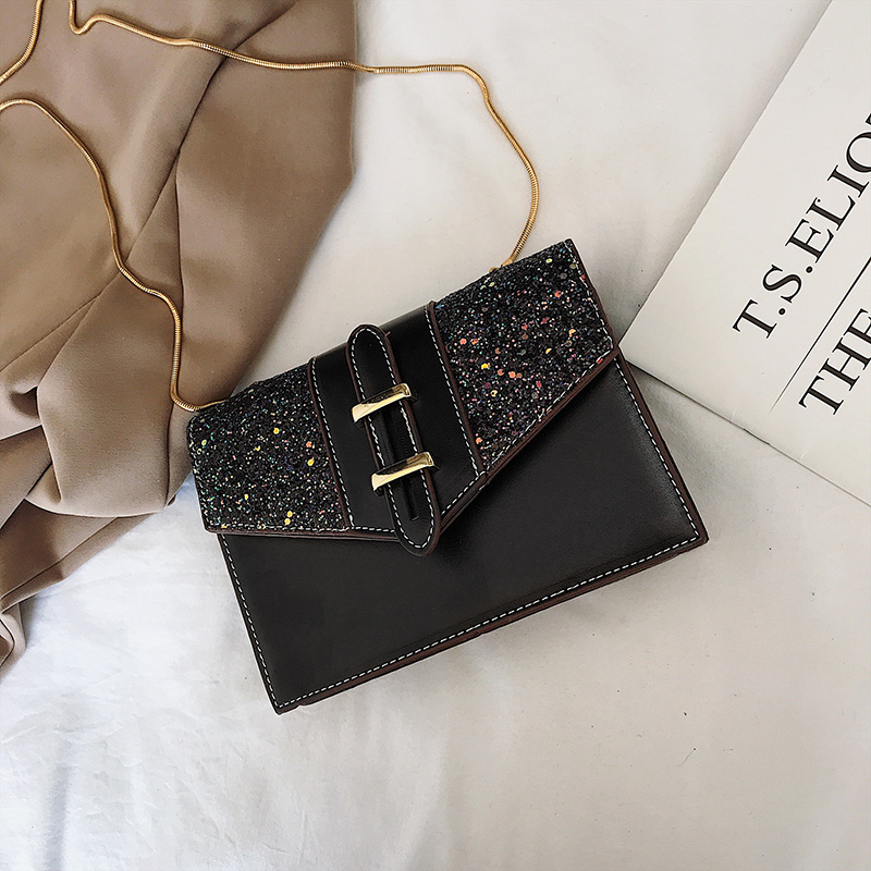 Summer Bag For Women Small Bags For Women 2019 Women 39 s Shoulder Bag Mini Fashion Leather PU Crossbody Messenge Bags Chain Clutch in Shoulder Bags from Luggage amp Bags