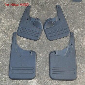 רכב-מכסה פלסטיק Splash Guard פנדר fit עבור טויוטה Hilux VIGO 2012-2014 רכב סטיילינג