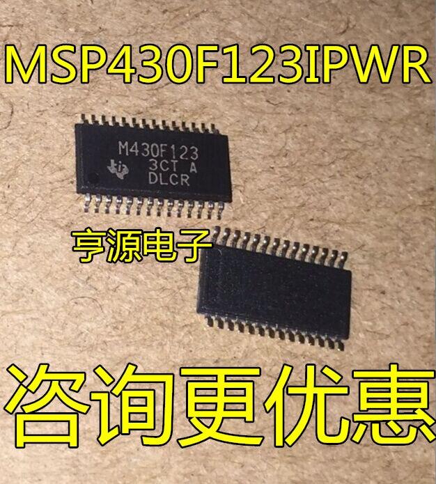 Цена MSP430F123IPWR