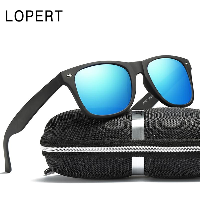 LOPERT Blagovna znamka Polarizirana sončna očala Moški Ženska - Oblačilni dodatki