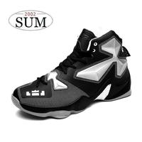5 Colors Culture Basket Sneakers Lovers New 2016 Brand Men S Basketball Shoes Woman High Ankle