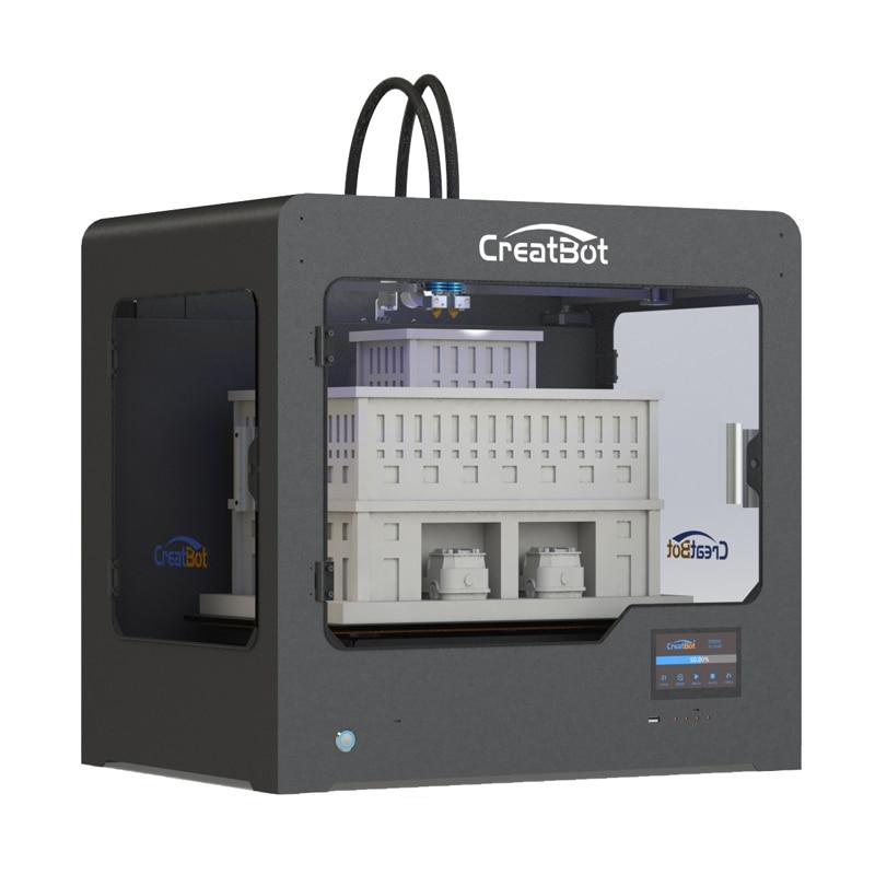 hármas extruderek 3D nyomtató nagy formátumú beépítési méret - Irodai elektronika - Fénykép 2
