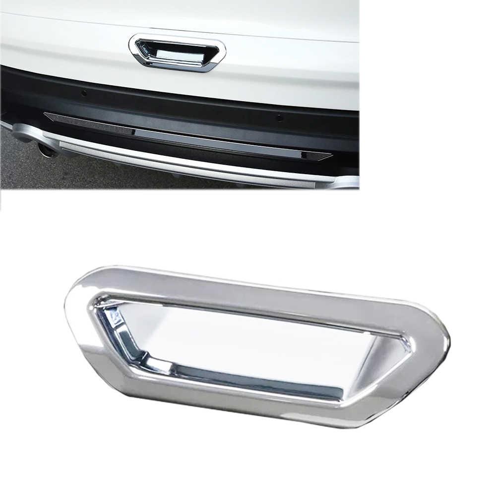 Chrome Rear Trunk Cổng Sau Door Handle Bowl Bìa Trim Molding Trang Trí Đối Với Ford Escape Kuga 2013 2014 2015 2016 2017