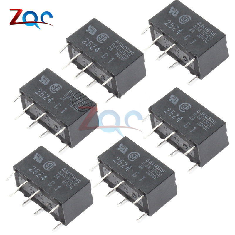12V Relay G5V-2-12VDC 2A Signal Relay 8PIN for Omron Relay 2 12