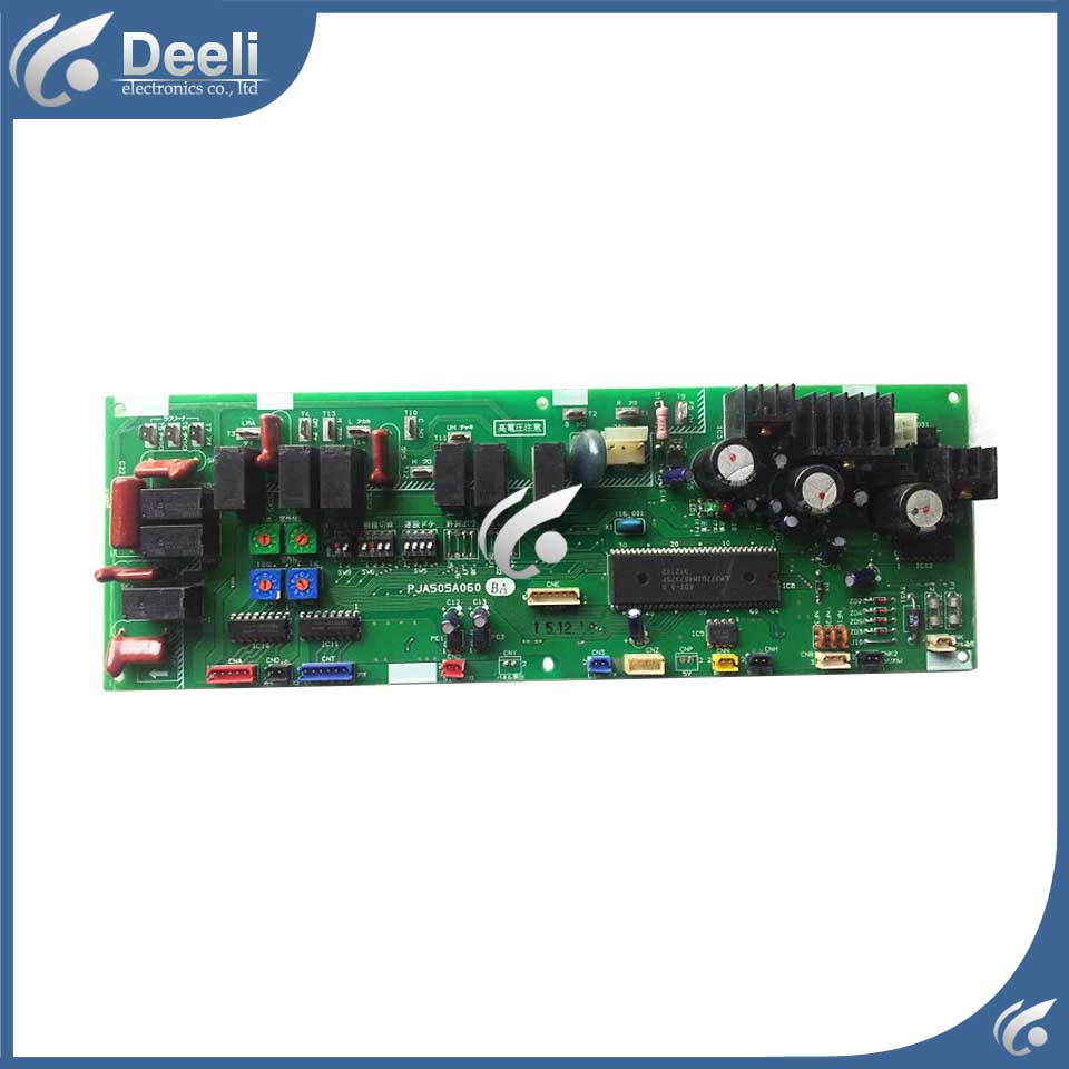 good working for air conditioning Computer board PJA505A060 BA circuit board used good working for air conditioning computer board 0011800283b used board