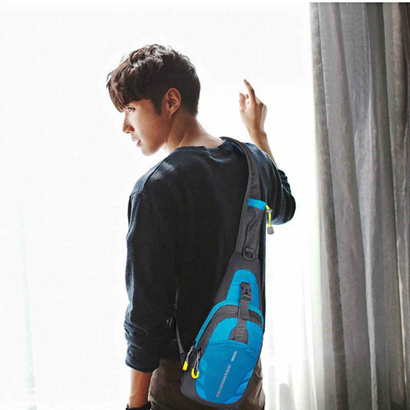 bolsa crossbody bolsa de lazer Method : Chest Pack, shoulder Bag