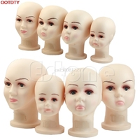 Children Mannequins Manikin Head For Wig Hats Mould Show Stand Model Display Large SIZE Free Shipping