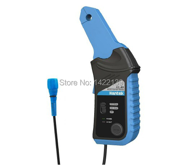 AC/DC Current Clamp CC-65 Digital Multimeter with BNC Connector For DSO3064 kit  цены