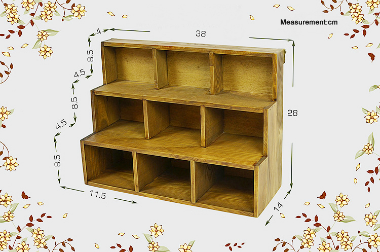 zakka home decor wooden furniture cabinet wood wall shelves home decor wooden furniture Zakka Home Decor Wooden Lattice Furniture Cabinet Showcase Wood Wall Shelves  Corner Organization Storage Shelf -in Storage Holders u0026 Racks from Home ...