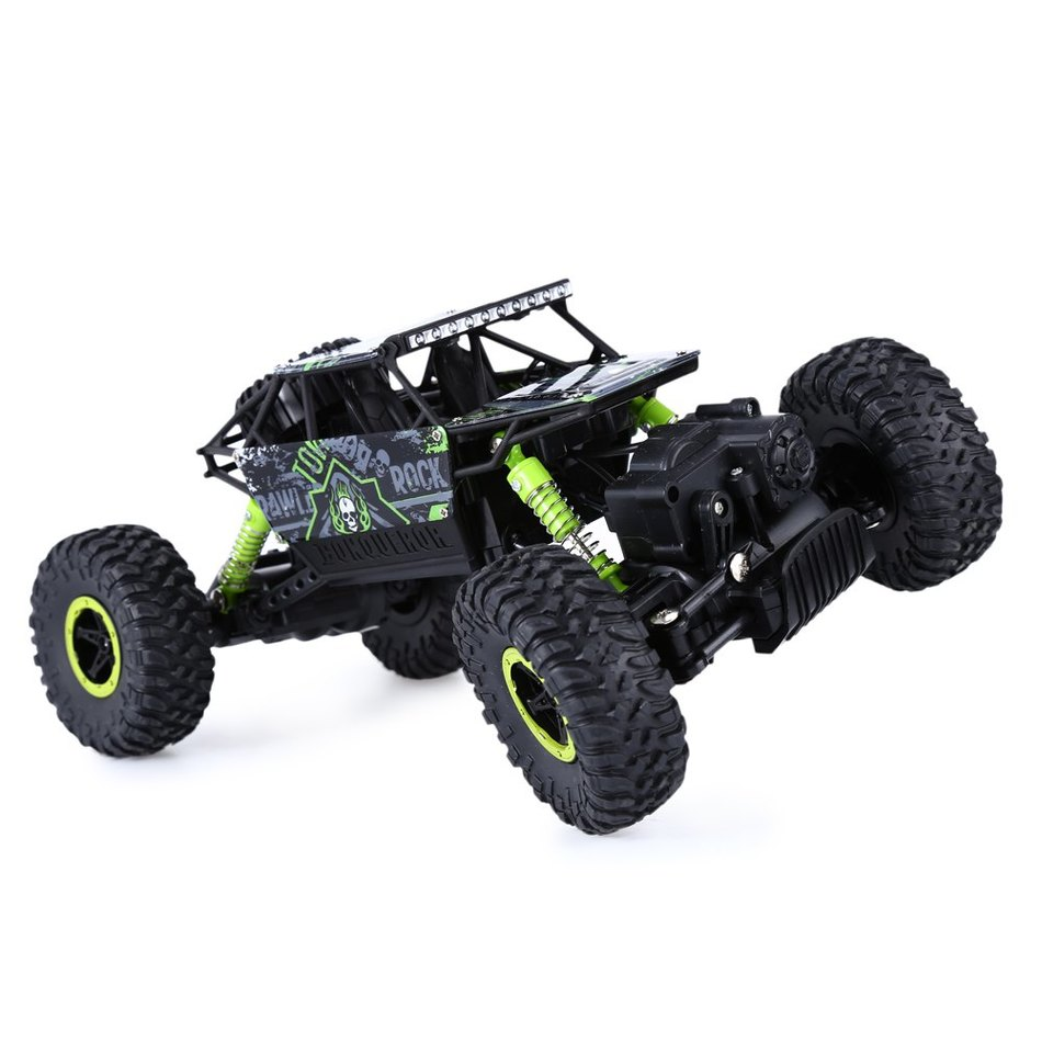 Aliexpress com buy new rc car 4wd 2 4ghz rock crawlers rally climbing car 4x4 double motors bigfoot car remote control model off road vehicle toy from